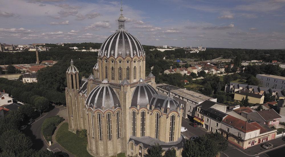 Basilique St Rémi à Reims