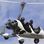 Artechdrone - Autogire en vol