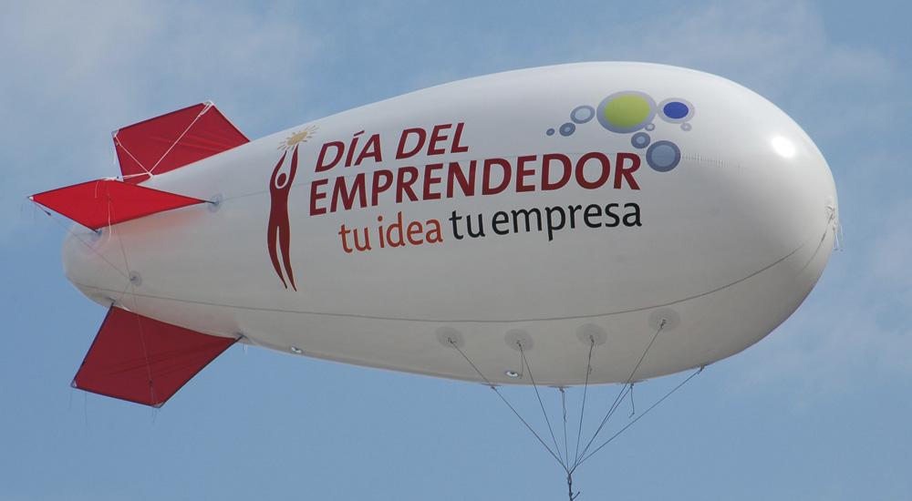 Artechdrone - Zeppelin - Dia Del Emprendor